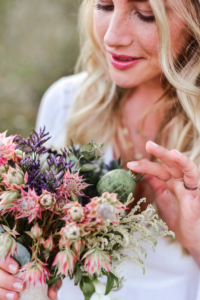 Styled Shooting Inspiration Boho Hochzeit Bohemian Wedding wild free natural