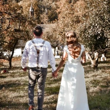 Hochzeitsinspiration Styled Shooting Vintage Chic Shabby Freie Trauung Hochzeitspapeterie