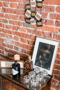 Whiskey Bar Great Gatsby Hochzeit