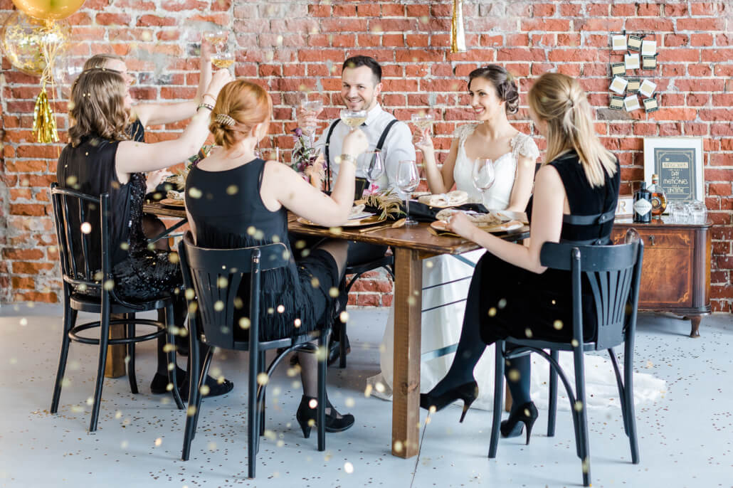 tiny Wedding Hochzeit im kleinen Kreis