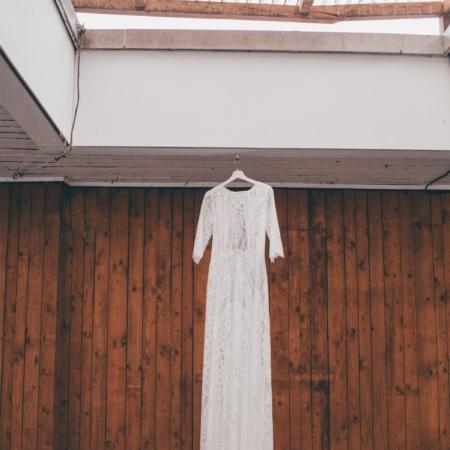 Hochzeitsinspiration Styled Shooting Hippie Yeah Cozy Beachwedding Strandhochzeit Boho Brautkleid